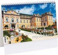 Toulky Českou republikou 2014 - stolní kalendář