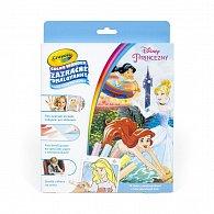 ALBI Crayola Zázračné omalovánky Disney Princezny