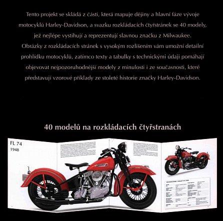 Náhled Harley-Davidson - Legendární modely