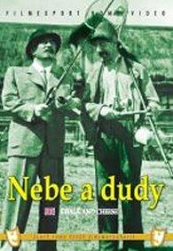 Nebe a dudy - DVD box