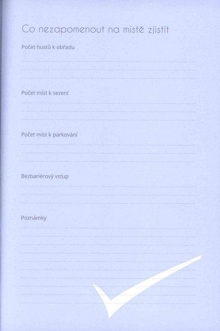 Náhled Svatební deník - Jak udělat svatbu