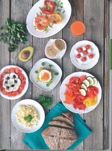 Náhled Rychlovky a chuťovky Břicháče Toma - Zdravými recepty ke štíhlé postavě