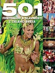 501 festivalov a slávnosti z celého sveta