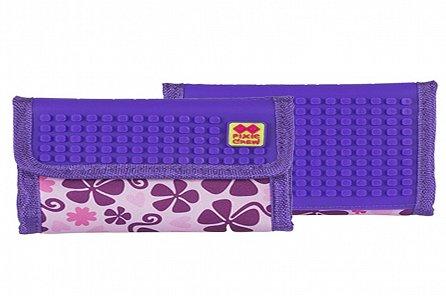 Náhled Pixie Peněženka PXA-10 růžová kytka