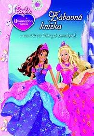 Barbie a Diamantový zámok Zábavná knižka
