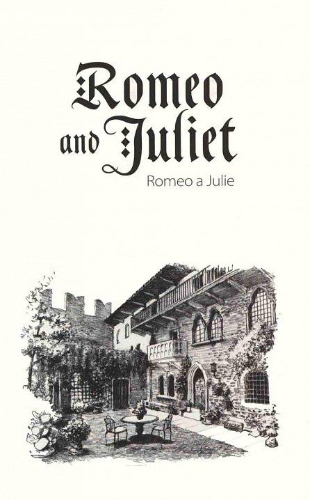 Náhled Romeo a Julie / Romeo and Juliet - Zrcadlová četba