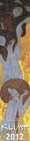 Kalendář nástěnný 2012 - Gustav Klimt 10,5 x 48 cm