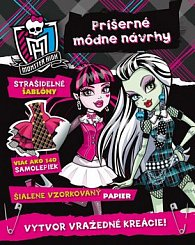 Monster High Príšerné módné návrhy