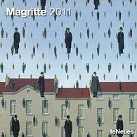 Kalendář 2011 - René Magritte (30x60) nástěnný poznámkový
