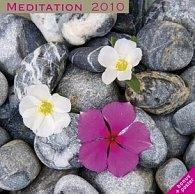 Meditation 2010 - nástěnný kalendář