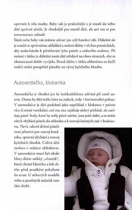 Náhled Péče o novorozence a kojence