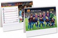 FCBarcelona 2013 - stolní kalendář