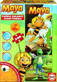 Puzzle Včelka Mája Gigant 240 dílků