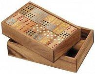Domino dřevěné 9