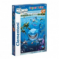 Puzzle Supercolor 250 dílků Nemo