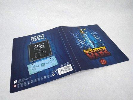 Náhled Scratch Wars:  Album zbraní A5