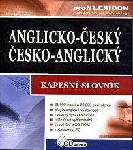 Anglicko-český - česko-anglický  kapesní slovník - CD-ROM