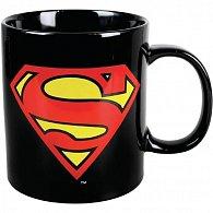Hrnek keramický velký -Superman/logo