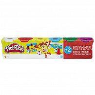 Play-Doh balení 6 tub - základní barvy