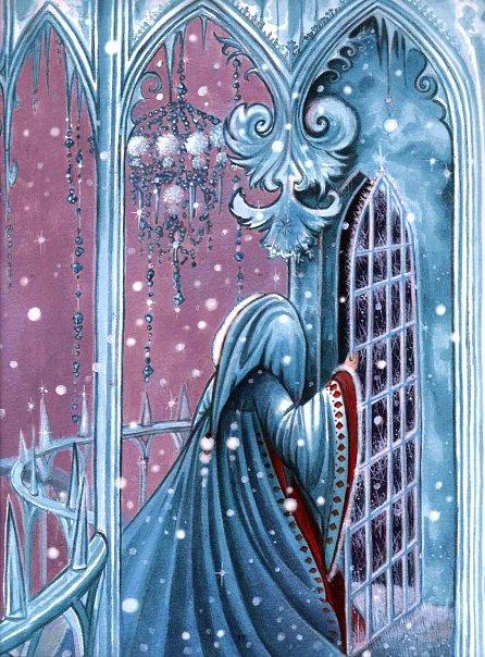 Náhled Pohádky o sněžných vílách