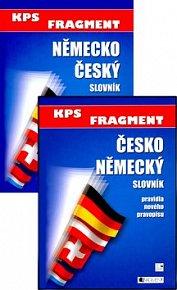 Balíček 2ks Česko Německý slovník + Německo Český slovník