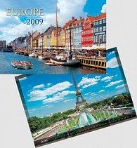 Europe 2009 - nástěnný kalendář