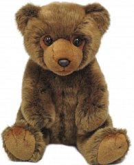 Medvěd grizzly plyšový