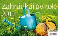 Kalendář stolní 2012 - Zahrádkářův rok