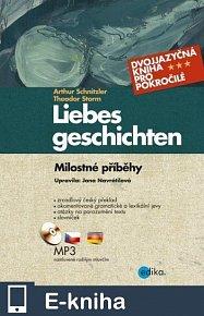 Milostné příběhy. Liebesgeschichten (E-KNIHA)