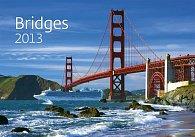 Kalendář nástěnný 2013 - Bridges