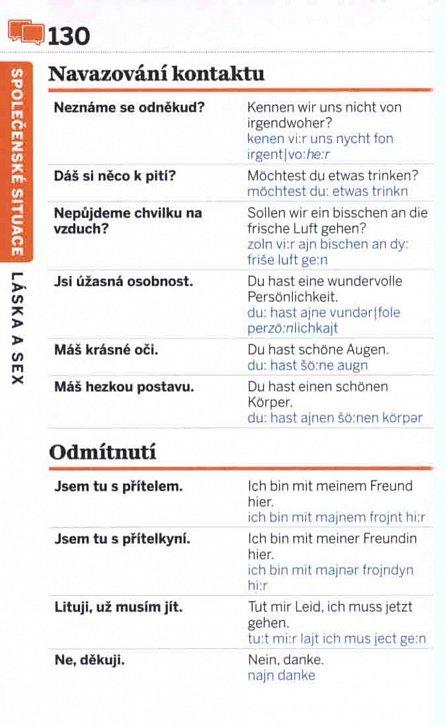 Náhled Němčina - konverzace a slovník