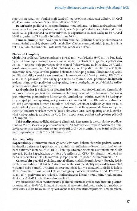 Náhled Onkologie v klinické praxi - Standardní přístupy v diagnostice a léčbě vybraných zhoubných nádorů