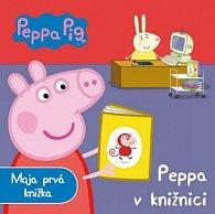 Peppa Pig Peppa v knižnici
