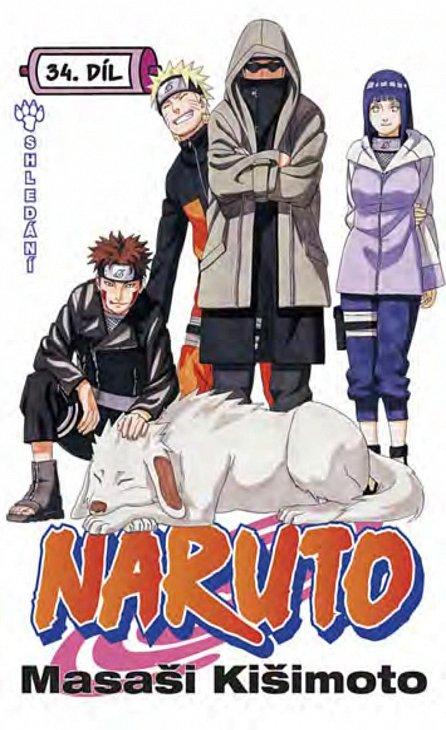 Náhled Naruto 34 - Shledání