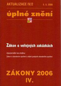 Aktualizace IV/2 2006