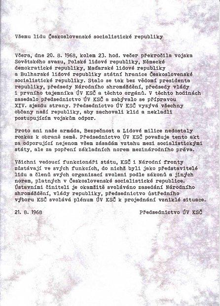 Náhled Češi 1968 - Jak Dubček v Moskvě kapituloval