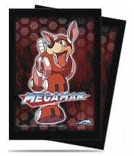 UP Art: Megaman Rush DP Sleeves - obaly na karty