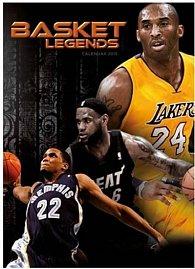 Kalendář 2015 - Basketbalové legendy/Basket Legends (297x420)