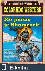Mé jméno je Shamrock! (E-KNIHA)