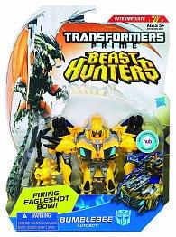 Transformers lovci příšer se střílecími projektily