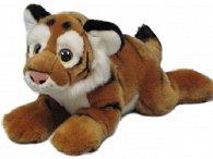 Tygr plyšový ležící