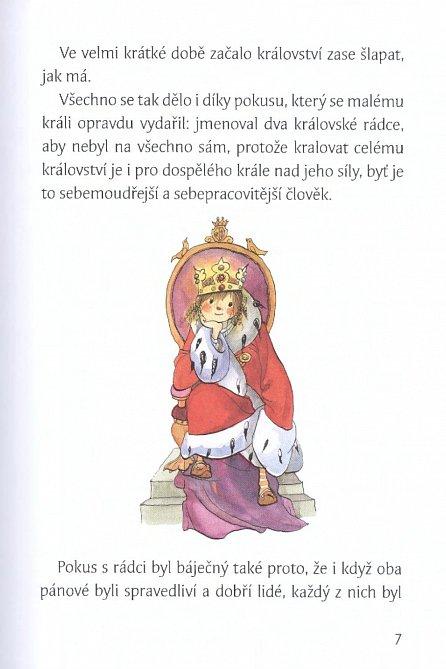 Náhled Malý král