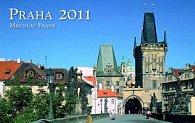 Kalendář 2011 - Praha - Miroslav Frank (23,1x14,5) stolní