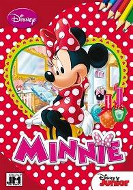 Minnie - Omalovánka A5