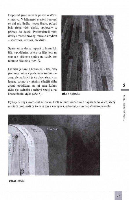 Náhled Pracujeme se dřevem - Základní příručka