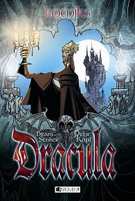 Hororland - Dracula - komiks