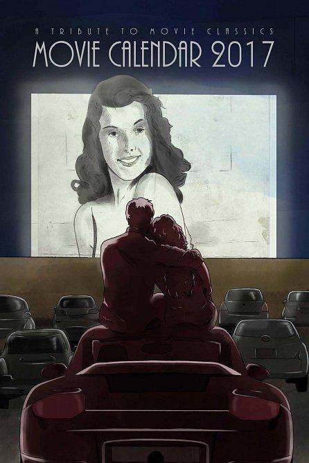 Náhled Movie Calendar 2017 - A Tribute To Movie Classics
