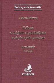 Zákon o nájmu a podnájmu nebytových prostor Komentář 4. vydání