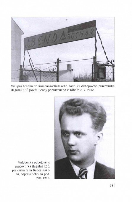 Náhled České Budějovice pod hákovým křížem