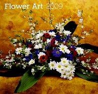Flower Art 2009 - nástěnný kalendář